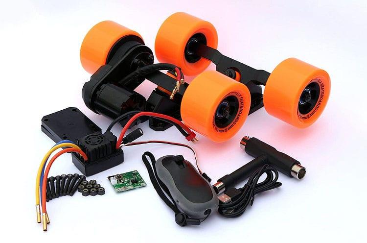 Kit For DIY Electric Skateboard