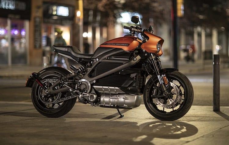 Harley Davidson E Bike